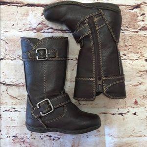 Boc side zipper boots Rosie toddler size 6